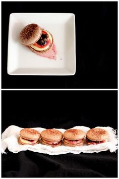 Black Forest Macarons- too good to be true!
