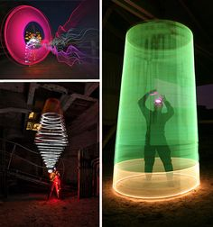 Jaw-Dropping Works of Light Art
