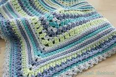baby blanket crochet pattern - Buscar con Google