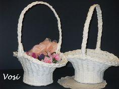 svatební košíky