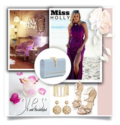 """Yes, I am beautiful..Miss Holly"" by melissa-de-souza ❤ liked on Polyvore"