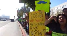 Advocate or Vacate: LAUSD Students Protest for Science Teacher - http://www.socialworkhelper.com/2014/04/18/advocate-vacate-lausd-students-protest-science-teacher/?Social+Work+Helper