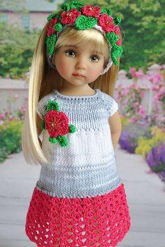 "Ооак наряд для куклы Little Darlings Effner 13""   Куклы и мягкие игрушки, Куклы, Одежда и аксессуары   eBay!"