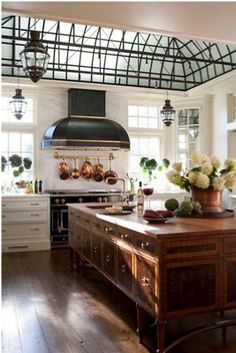Love the kitchen...