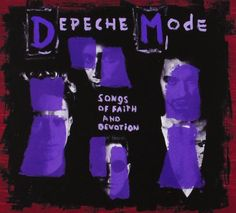 Depeche Mode - Songs Of Faith And Devotion - Collectors Edition (Digipak) (SACD & DVD)  Mute 5099969434020