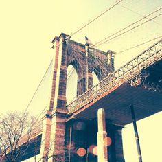 Brooklyn bridge #bridge