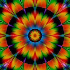 It's Wacky Wednesday! Doodle Paint, Abstract Digital Art, Design Tattoo, Hippie Art, Sacred Art, Geometric Art, Fractal Art, Optical Illusions, Mandala Art