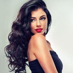 Poppling  il metodo naturale per avere ricci perfetti -  capelli Grande  Capelli Mossi 6316d24d4ca7