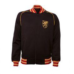 België voetbal jack jaren '60 Belgium retro voetbal truitje football soccer vintage sport COPA