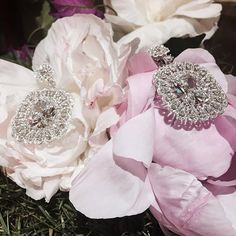Instagram media lofficielsingapore - So big we cant believe our own eyes! @chopard's new high jewellery collection boasts a pair of earrings with two 30 carat cushion cut diamonds. #chopard