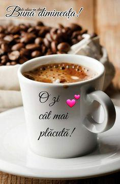 Good Morning Greetings, Coffee Time, Tableware, 8 Martie, Kitchen, Wish, Dinnerware, Cooking, Tablewares