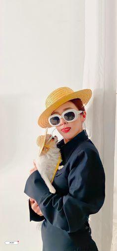 Sandara Park, Winter Hats, Fashion, Moda, Fashion Styles, Fashion Illustrations