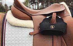 Bieman Riding : housse d'étrier qui protège votre selle