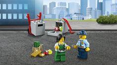 60142 Money Transporter - LEGO® City Products and Sets - LEGO.com - City LEGO.com