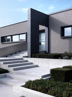 Residential building | Creacubo Home Concepts | Luxembourg - contemporary - exterior - Leicht Küchen AG