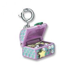 Mermaid Treasure Chest Charm - Shop CHARM IT!