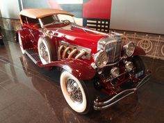 20. Duesenberg Model J (1928–1937)  The Model J was America's answer to the best European cars available at the time. It also holds the crown as the most powerful prewar American vehicle