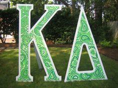 kappa delta letters <3 #sorority