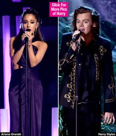 harry styles and ariana grande | Harry Styles & Ariana Grande: Is He Writing New Music For Her?
