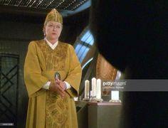 Louise Fletcher as Kai Winn in the