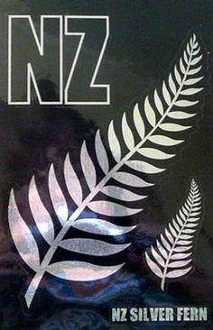 Large NZ Silver Fern Stickers http://www.shopenzed.com/large-nz-silver-fern-stickers-xidp380695.html
