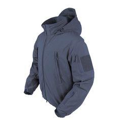 Summit Zero Lightweight Soft Shell Jacket Color- Navy Blue