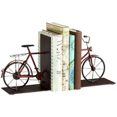 Cyan Design Pedal Bookends
