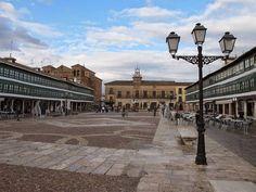Plaza Mayor de Almagro. Las Plazas más bonitas de España
