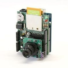 An 'Internet of Things' Camera. A simple remote monitoring using a first-generation Eye-Fi wireless SD card and Adafruit Data Logging Shield for Arduino.