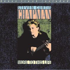 Steven Curtis Chapman- More To This Life-1989- Christian Pop