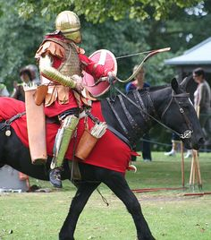 roman cavalry greaves - Google Search