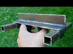 Metal Bending Tools, Metal Working Tools, Metal Projects, Welding Projects, Homemade Tools, Diy Tools, Cement Tools, Construction Tools, Welding Tools