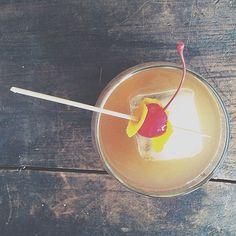Black Walnut Old Fashioned // Ryan King // just make me something // craft cocktails