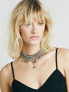 Free People Eve Metal Choker at Free People Clothing Boutique