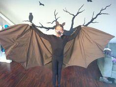 Fruit Bat costume