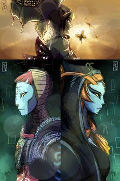 Warriors of Twilight by YvanieArtMaker on DeviantArt