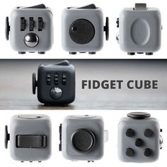New Fidget Cube Toy Christmas Gift ! Anxiety Attention Stress Relief For Adults | eBay