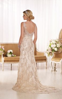 Wedding Dresses | Open Back Wedding Dresses | Essense of Australia