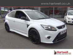 2011 Ford Focus MANUAL 2.5 RS 3dr - http://www.fordrscarsforsale.com/437