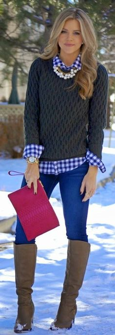 Winter fashion ideas is the approach to mainstream this season's( 2016-17) trends to be beautifully highlighted for the fashionholic girls.