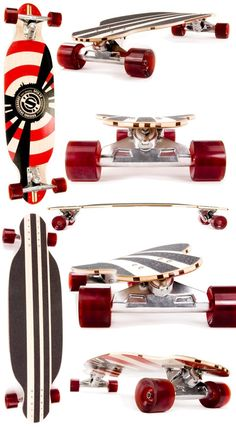 Best Longboards. Perfect for sliding and carving