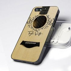 Taylor Swift Guitar Accoustic Iphone 5 Case!!! so need this for my iphone 3 im gettin soon