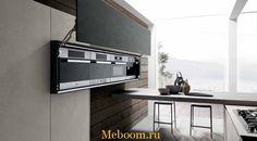 """""""промышленный шик"""" новый стиль кухни от итальянской компании Modulnova « Мебель для Вашего дома"""