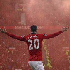 RVP Glory glory Manchester United The red devils Football Fever, Football Is Life, World Football, Football Team, Manchester United Images, Manchester United Football, Pier Paolo Pasolini, Eric Cantona, Van Persie