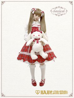 Lolita fashion - old school Baby the Stars Shine Bright