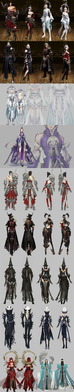 Concept art, probably for a RPG~ eec5b8983e9acd5ba9a0c56cc7d367cff6ff955f136471-mdmYjr_fw658 (658×3487)