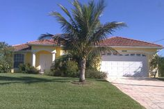 Villa Water View! - vacation rental in Cape Coral, Florida. View more: #CapeCoralFloridaVacationRentals
