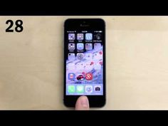 ▶ 50 Things You Didn't Know Your iPhone Could Do1 - YouTube
