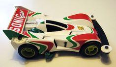 Sonic Saber restored by Aran | Mini 4WD | #Mini4WD | #Tamiya
