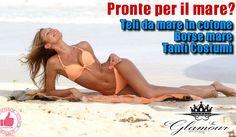 The Glamour   Teli, Borse, Costumi Mare http://affariok.blogspot.it/